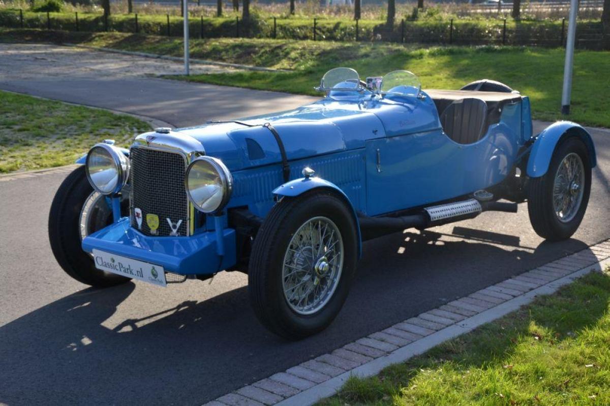 Classic Park Cars Alvis 3 5 Litre Mc Special