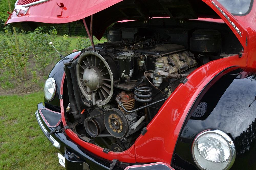 Classic Park Cars Magirus Deutz She 3506