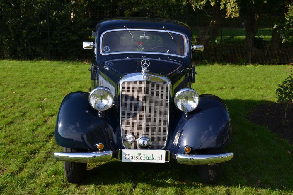 Classic park cars mercedes benz 170 v a w136 for Mercedes benz roanoke va