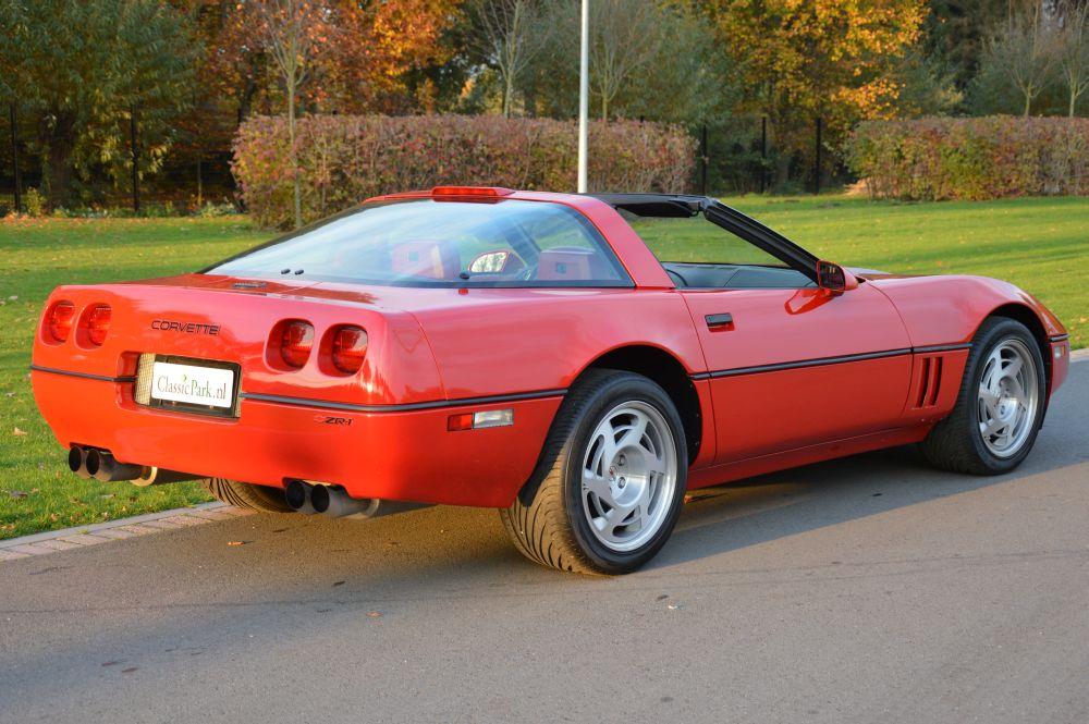 Classic Park Cars Chevrolet Corvette C4 Zr1