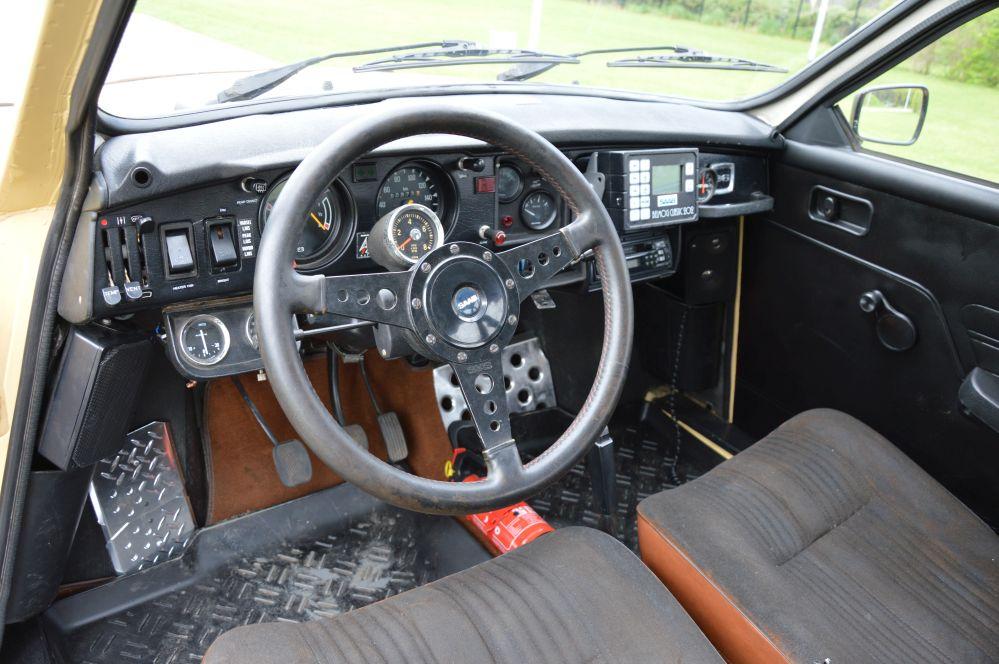 Classic Park Cars | Saab 96 GL