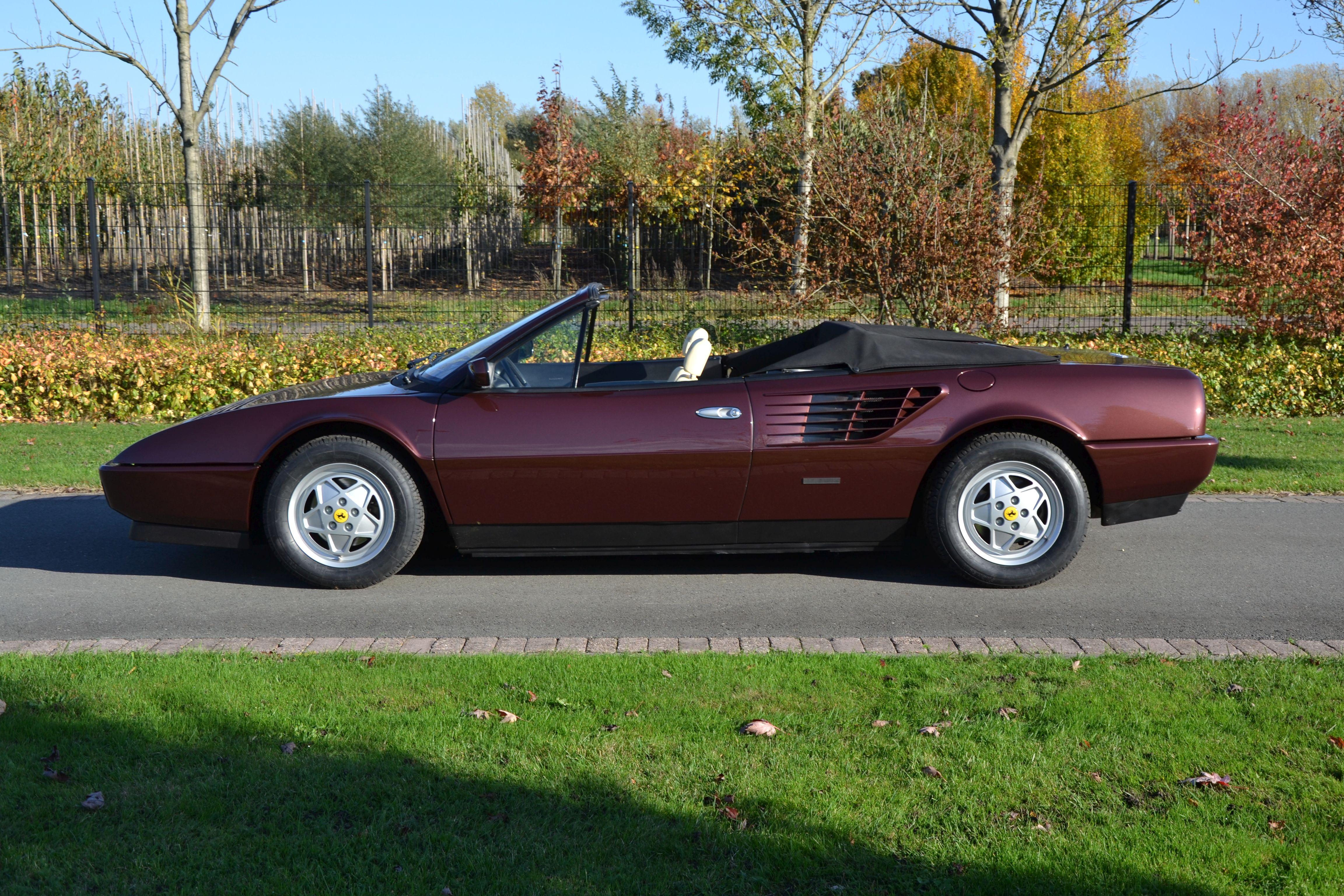 Classic Park Cars Ferrari Mondial 3 2 Quattrovalvole
